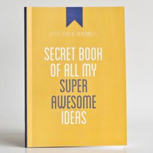 Secret Book Of All My Super Awesome..