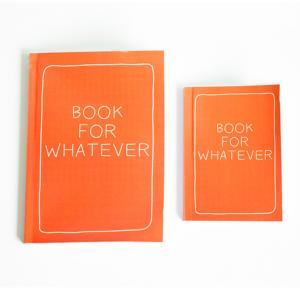 SET OF 2 - Book For Whatever Notebo..