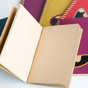 SET OF 2 : Kraft Paper & Saddled St..