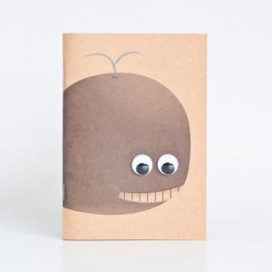 Animal Series Kraft Paper Booklets ..
